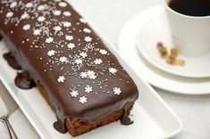 Pätkiskakku Finnish Recipes, Home Food, Dessert Recipes, Desserts, Sweet And Salty, Something Sweet, Let Them Eat Cake, Sweet Treats, Sweets