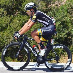Youcef Reguigui, feeling right at home racing his first Grand Tour at LaVuelta ☝☺