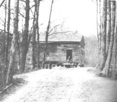 Boones Mill Northampton County-Cabin