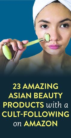 Asian beauty products you should buy on amazon