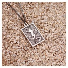 The Unite They Self Talisman in solid sterling silver