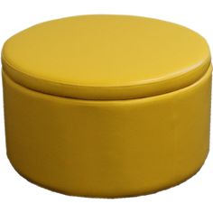 Yellow Storage Ottoman with 4 Additional Seats - Overstock™ Shopping - Great Deals on Ottomans