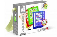 Idées de jeux pour la voiture - Bingo Tourismo