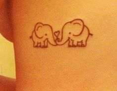 Cute tattoo idea @Shannon Bellanca Bellanca Bellanca Joseph