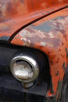 rusty car photography - Google Search