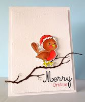 Stamping & Sharing: In The Spotlight: Merry Little Christmas (Clearly Besotted)