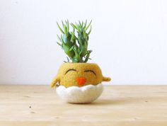 Animalplanters Turn Your Flower Pots Into Cute Animals | Bored Panda