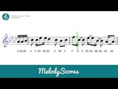 Flute | Justin Bieber - What Do You Mean? Sheet Music