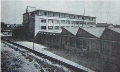 Tavaro's building in 1948 - assembly sewing machines area