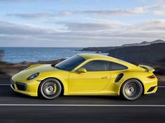 Everything You Need To Know About The New Porsche 911 Turbo S