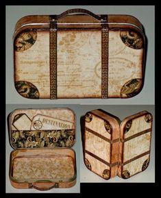 Altoid tin suitcase by phyllis