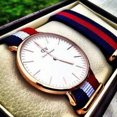 Daniel Wellington Watch. I want oneee