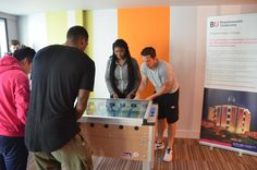 French players Sylvain Distin and Yann Kermorgant, who have both experienced what it is like to move from a different country to the UK, visited the International College. Bournemouth University, Afc Bournemouth, Different Countries, College, Student, French, Activities, Country, University