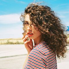 Finding a flattering haircut for curly hair isn't always easy, but we've got plenty of inspiration right this way.