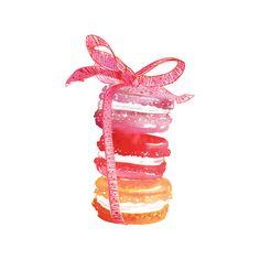 macarons #illustrati