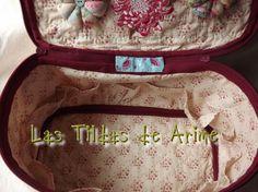 Swing Box / Costurero Tilda