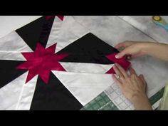 ▶ Rapid Fire Hunter's Star Ruler in 7 Easy Steps (Ruler by Deb Tucker) - YouTube