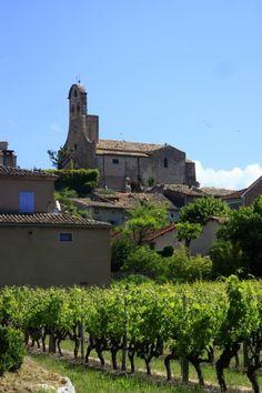 Puyméras ©Alain Hocquel-ADTVaucluse #Vaucluse #Provence