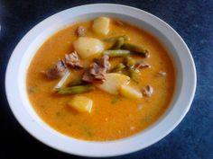 """Palóc soup - Palóc leves - """"Csak úgy, mint otthon"""""""