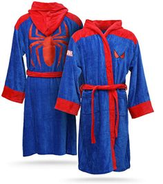 Spider-Man Terry Cloth Robe