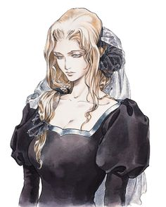 View an image titled 'Lisa Art' in our Castlevania: Symphony of the Night art gallery featuring official character designs, concept art, and promo pictures. Manga Anime, Fanarts Anime, Anime Art, Castlevania Dracula, Castlevania Anime, Character Concept, Character Art, Concept Art, Fantasy Characters