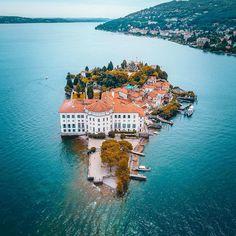 Isola Bella - Lago Maggiore, Italy - Jennifer Camp Forbes (@lefashion)