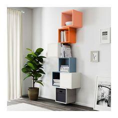 EKET Combinació armari paret - multicolor - IKEA