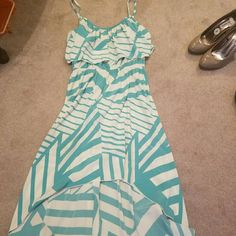 Dress Wore once Charlotte Russe Dresses Asymmetrical