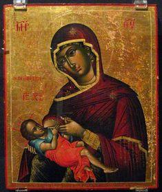https://churchpop.com/2014/08/10/31-beautiful-paintings-of-mary-nursing-the-baby-jesus/ Public Domain / Wikimedia Commons