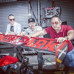 Linkin Park Mercedes AMG