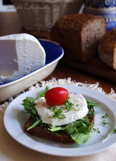 smaki i aromaty: Zrobiłam ser, upiekłam chleb i zjadłam dobre śniadanie:)