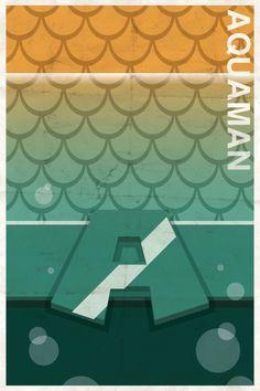 Vintage Aquaman