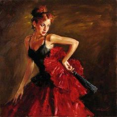 Painting by Andrew Atroshenko