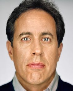 Jerry Seinfeld, 2005 | photographed by Martin Schoeller