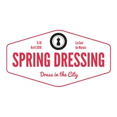 1er vide-dressing de printemps par Dress in the City, les samedi 9 et dimanche 10 avril 2016 à la Cour du Marais, Paris 3ème.