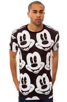 203314f743f Neff - Mens Mickey Mickey X Disney T-Shirt