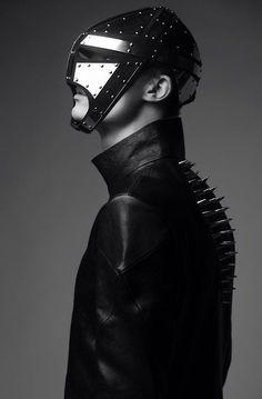 Reimagine | The Motorcycle Helmet