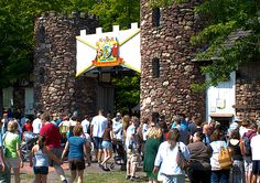 Every weekend is a themed weekend at the Sterling Renaissance Festival.