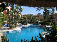 Soak away the sunny afternoons by the poolside surrounded by tropical gardens at The Grangefield Oasis Club in Malaga on the Costa Del Sol. #Grangefield #Spain #Timeshare. http://www.timeshare-hypermarket.com/the-grangefield-oasis-club.aspx