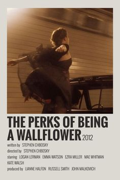 poster made by me! wall collage bedroom inspiration Alternative Minimalist Movie Polaroid Poster - The Perks of Being a Wallflower 2012 Bts Poster, Movie Poster Art, Star Wars Poster, Poster Wall, Poster Layout, Poster Ideas, Iconic Movie Posters, Minimal Movie Posters, Minimal Poster
