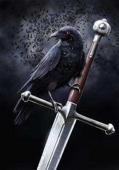araen-aldaman: Stark sword