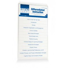 Differentiated Instruction Guide
