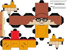 paper toys mufasa - Pesquisa Google