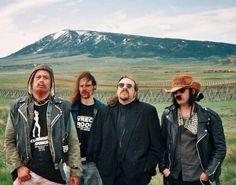 GG Allin & the murder junkies, Denver Colorado 1993 - looks a bit like trainspotting :-)