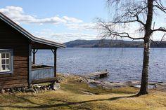 Cabin, Lake Fryken, Varmland
