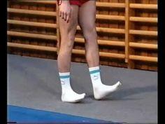 Ortopédiai gyógytestnevelés gyakorlatainak mozgáselemzése I-II. Ballet Shoes, Dance Shoes, Sensory Integration, Zumba, Health, Sports, Youtube, Teacher, Ballet Flats