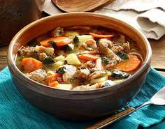 Paleo Italian Sausage & Potato Soup Ingredients I lb ground hot ...