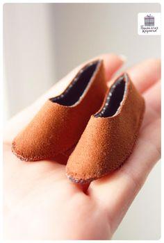 Shoes for the Tilda dolls - Fair Masters - handmade, handmade