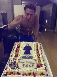 3代目j Soul Brothers, Stay Happy, Beautiful Voice, A Good Man, Make It Simple, High Low, Told You So, Happy Birthday, Singer