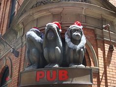 3 Wise Monkeys - Sydney